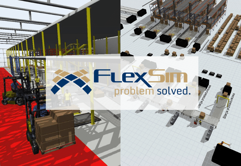 Logistic simulations, i.e. an effective way to optimize processes in your company